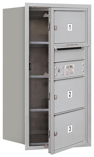 3708S03 Front Loading Commercial 4C Mailboxes
