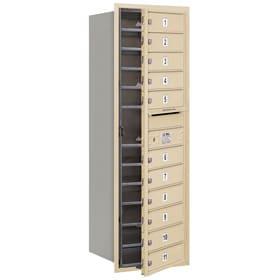 Salsbury 4C Mailboxes 3713S-11 Sandstone