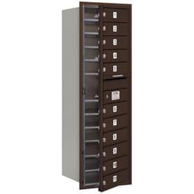 Salsbury 4C Mailboxes 3713S-11 Bronze