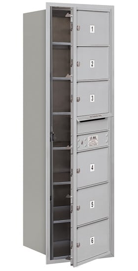 3714S06 Front Loading Commercial 4C Mailboxes