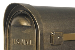 Special Lite Classic Mailbox Close Up