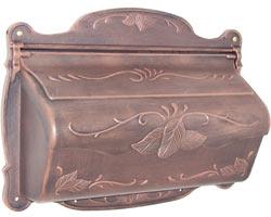 Special Lite Hummingbird Horizontal Mailbox Copper