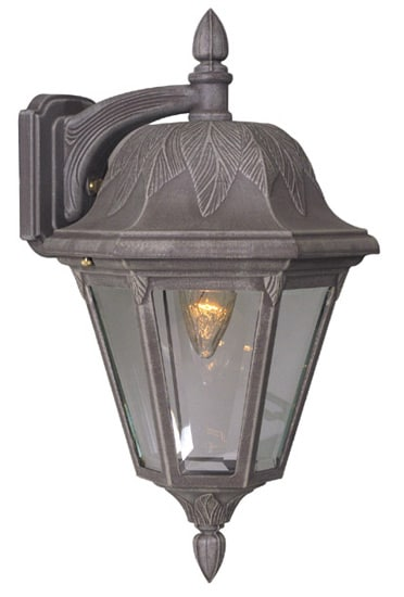 Special Lite Floral Wall Top Mount Outdoor Exterior Light Product Image