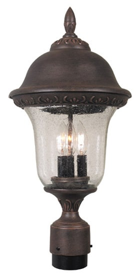 Special Lite Glenn Aire Post Mount Outdoor Exterior Light Product Image