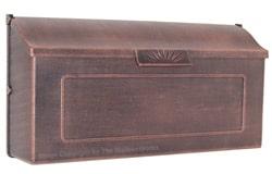 Special Lite Horizon Mailbox Copper