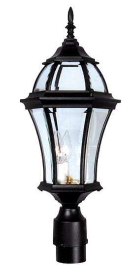 Special Lite Plantation Post Mount Outdoor Exterior Light Product Image