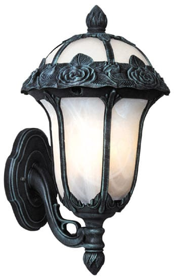 Special Lite Rose Garden Wall Bottom Mount Outdoor Exterior Light Product Image