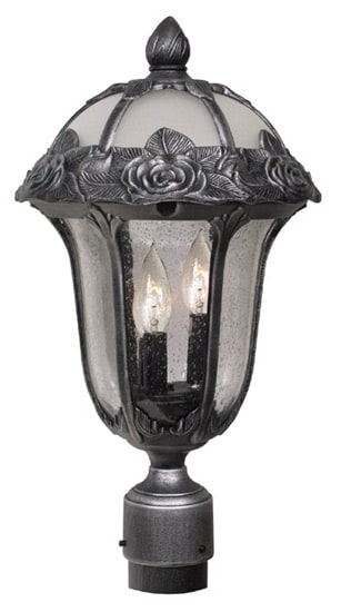 Special Lite Rose Garden Post Mount Outdoor Exterior Light Product Image