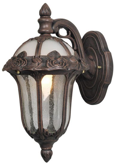 Special Lite Rose Garden Wall Top Mount Outdoor Exterior Light Product Image