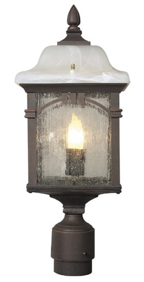 Special Lite Sonoma Post Mount Outdoor Exterior Light Product Image