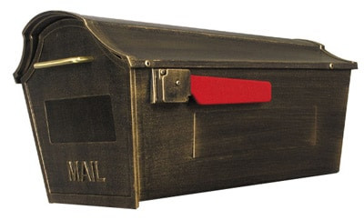 Special Lite Town Square Post Mount Mailbox Product Image