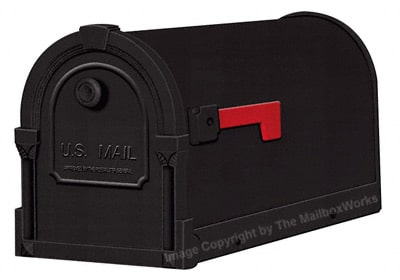Special Lite Savannah Post Mount Mailbox Product Image