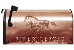 Still River Copper Mailbox Mare Foal