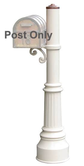Streetscape Capistrano Mailbox Post Product Image