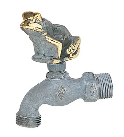 Whitehall Bullfrog Solid Brass Faucet Product Image