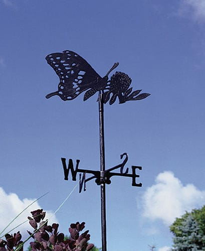 Whitehall Butterfly Garden Weathervane Product Image