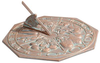 Whitehall Butterfly Sundial