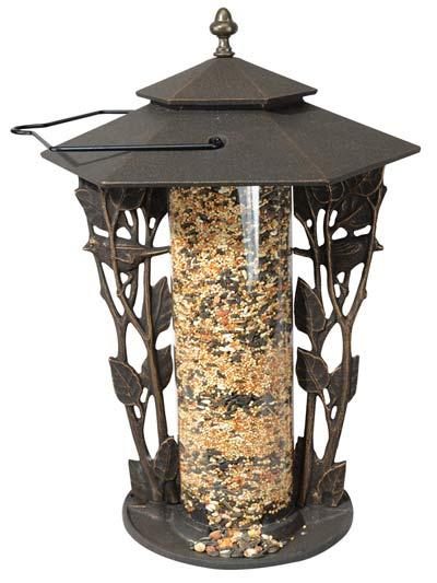 Whitehall Chickadee Silhouette Bird Feeder Product Image