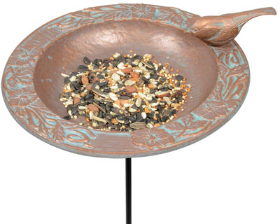 Whitehall Chickadee Garden Bird Feeder Product Image