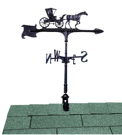 Whitehall Country Doctor Accent Weathervane Product Image