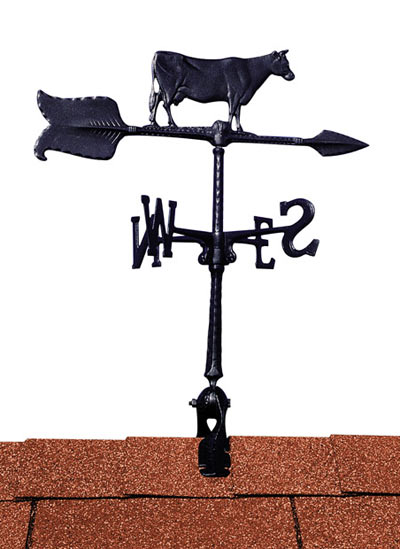 Whitehall 24 Inch Cow Accent Weathervane Product Image
