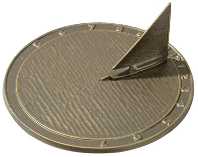 Whitehall Day Sailor Sundial Product Image