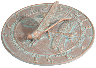 Whitehall Dragonfly Sundial Product Image