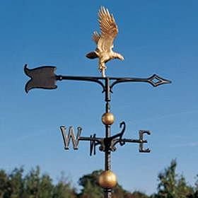 Whitehall 30 Inch Eagle Traditional Weathervane Product Image