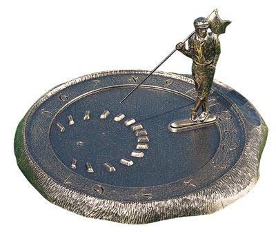 Whitehall Golfer Sundial Product Image