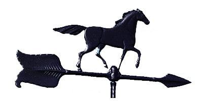 Whitehall 24 Inch Horse Weathervane
