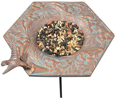 Whitehall Hummingbird Garden Bird Feeder Product Image