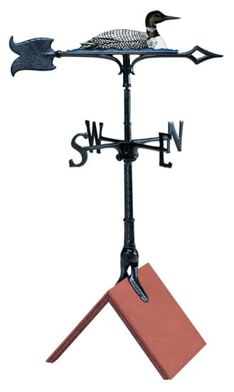 Whitehall 30 Inch Loon Color Weathervane Product Image
