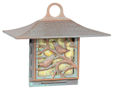 Whitehall Nuthatch Suet Bird Feeder Product Image