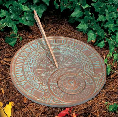 Whitehall Perpetual Calender Sundial