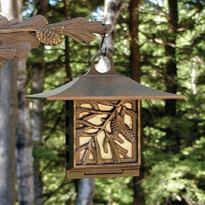 Whitehall Pinecone Suet Bird Feeder Product Image