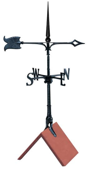 Whitehall 30 Inch Spear Color Weathervane Product Image