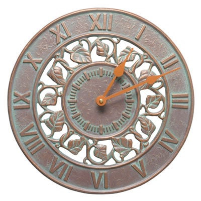 Whitehall Ivy Clock Product Image