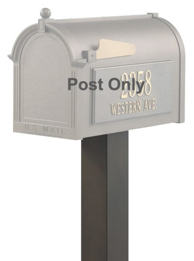 Whitehall Standard Mailbox Post Product Image