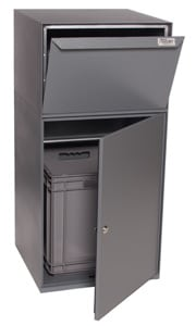 dVault DVCS0023 Collection Vault Gray