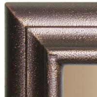 QualArc Edgewood Address Plaques Antique Copper
