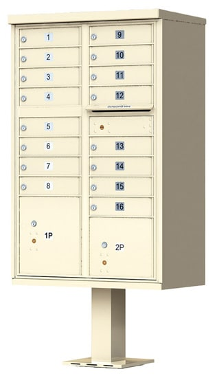 Cluster Mailboxes for Sale - USPS Approved CBU Mailboxes