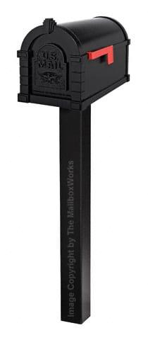 Gaines Keystone Eagle Standard Post Black