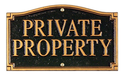 Signs & Specialty Plaques