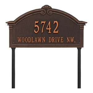 Whitehall Roselyn Lawn Oil Rubbed Bronze