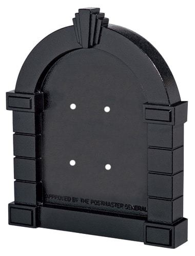 Replacement Door with Hardware For Gaines Keystone Mailbox Product Image