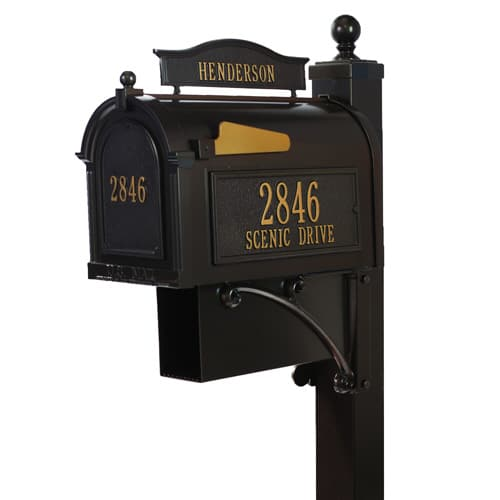 Whitehall Ultimate Mailbox Package Product Image