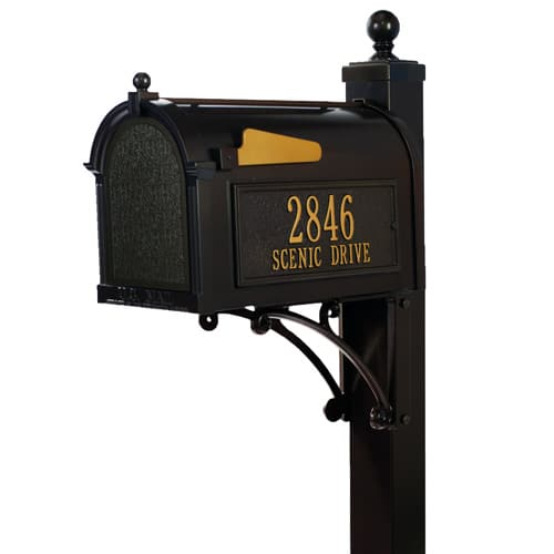 Whitehall Deluxe Mailbox Package Product Image