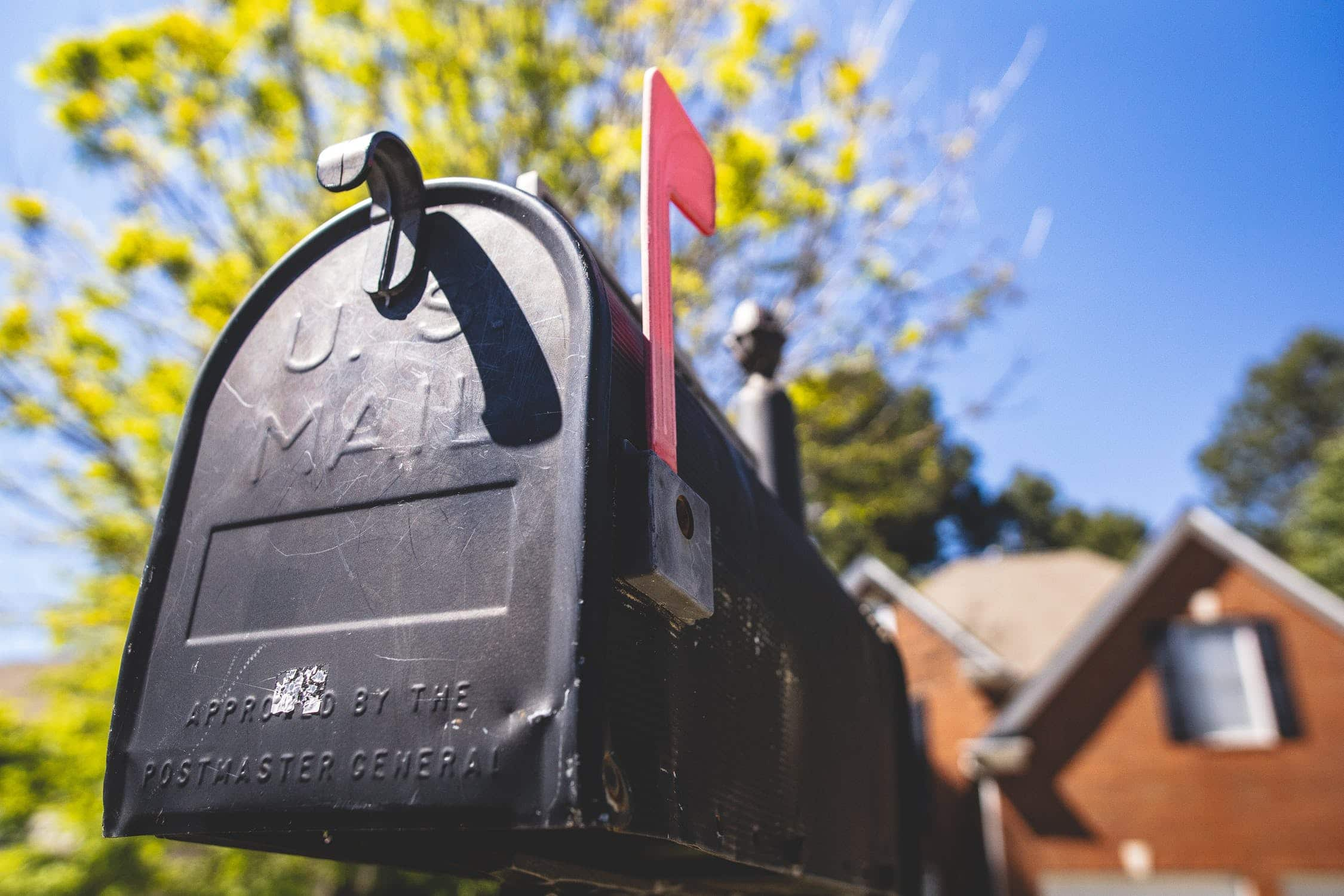 Relocating a Mailbox - Four Easy Steps for Moving Your Mailbox