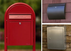 Modern Mailboxes Featured Image