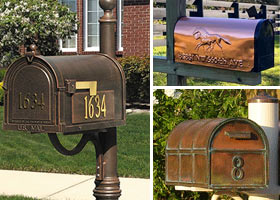 Rustic Mailboxes Featured Image
